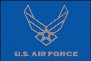 Fan Mats United States Air Force All-Star Mats