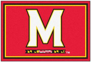 Fan Mats University of Maryland 5x8 Rug