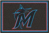 Fan Mats Miami Marlins 5x8 Rug