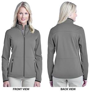Port Authority Ladies Pique Fleece Jacket - Cheerleading Equipment