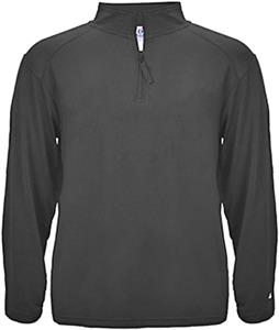 Badger Sport Quarter Zip Light Weight Pullover