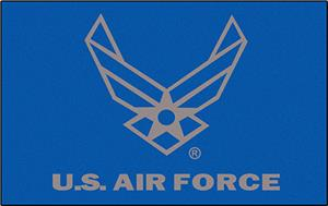 Fan Mats United States Air Force 5x8 Rug