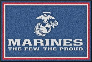 Fan Mats United States Marines 5x8 Rug