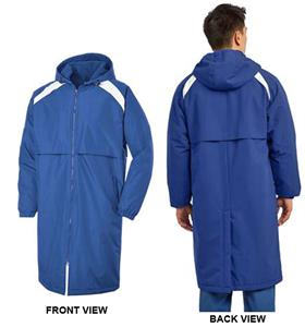 Sport-Tek Mens Long Team Parka