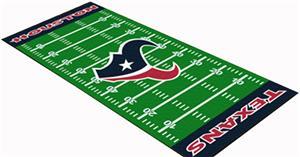 Fan Mats Houston Texans Football Runner
