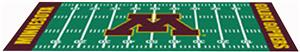 Fan Mats University of Minnesota Football Runner