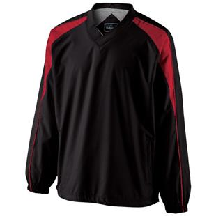Holloway Victory Micron Jersey Lined Pullovers CO