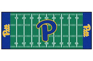 Fan Mats University of Pittsburgh Football Runner