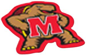 Fan Mats University of Maryland Mascot Mat