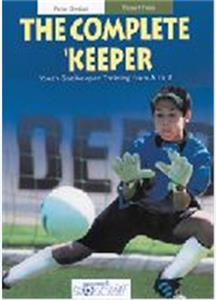 Youth Goalkeeper Training Soccer Book A-Z