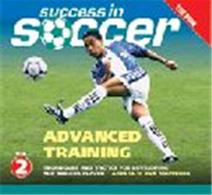 Advanced Training Techniques & Tactics Soccer Book