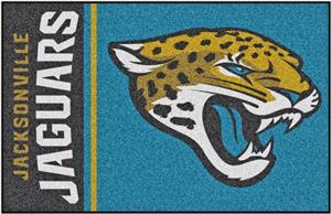Fan Mats Jacksonville Jaguars Starter Mat