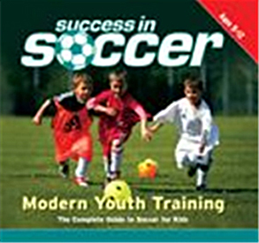 Modern Youth Training Guide For Kids Soccer Book