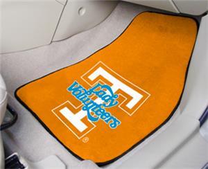 Fan Mats Univ of Tennessee Carpet Car Mats (set)