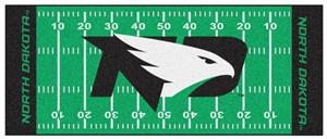 Fan Mats Univ. of North Dakota Football Runner