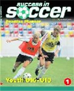 Practice Planner 1 Soccer Book Quick & Simple