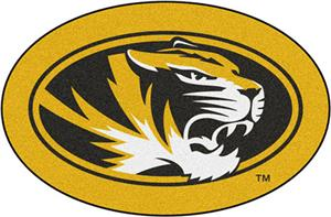 Fan Mats University of Missouri Mascot Mat