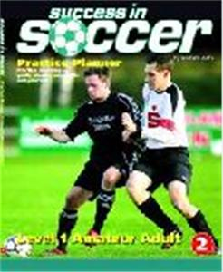 Practice Planner 2 Soccer Book Quick & Simple