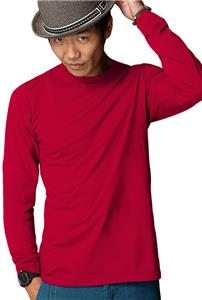 Anvil Men's Fashion Fit Long Sleeve T-Shirts