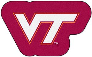 Fan Mats Virginia Tech Mascot Mat