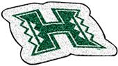 Fan Mats University of Hawaii Mascot Mat