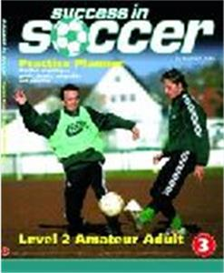 Practice Planner 3 Soccer Book Quick & Simple