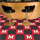 Fan Mats University of Maryland Team Carpet Tiles