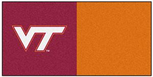 Fan Mats Virginia Tech Team Carpet Tiles