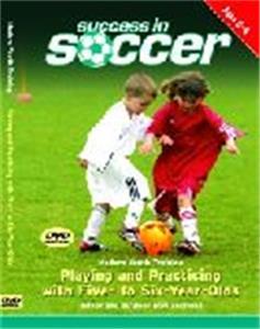 Modern Youth Training Soccer DVD 5-6 yrs. Old