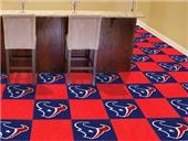 Fan Mats Houston Texans Team Carpet Tiles