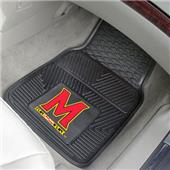 Fan Mats University of Maryland Car Mats (set)