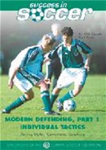 Soccer DVD Defending Part 1 Individual Tactics