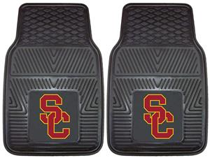 Fan Mats U. of Southern California Car Mats (set)
