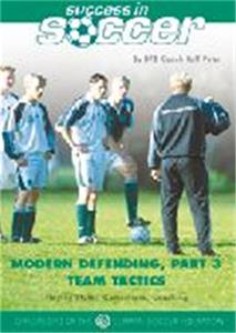 Soccer DVD Defending Part 3 Team Tactics
