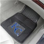 Fan Mats Kansas City Royals Car Mats (set)
