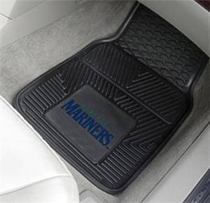 Fan Mats Seattle Mariners Car Mats (set)