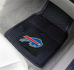 Fan Mats Buffalo Bills 2-Piece Car Mat