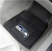 Fan Mats Seattle Seahawks Car Mats (set)
