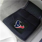 Fan Mats Houston Texans Car Mats (set)