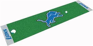 Fan Mats Detroit Lions Putting Green Mat