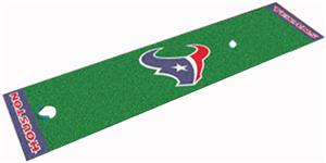 Fan Mats Houston Texans Putting Green Mat