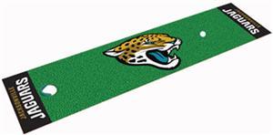Fan Mats Jacksonville Jaguars Putting Green Mat