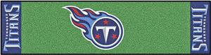 Fan Mats Tennessee Titans Putting Green Mat