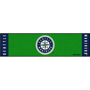 Fan Mats Seattle Mariners Putting Green Mat
