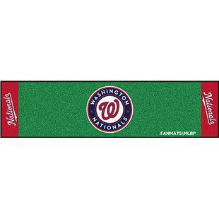 Fan Mats Washington Nationals Putting Green Mat