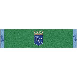 Fan Mats Kansas City Royals Putting Green Mat
