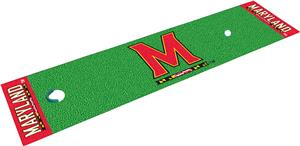Fan Mats University of Maryland Putting Green Mat