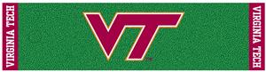 Fan Mats Virginia Tech Putting Green Mat