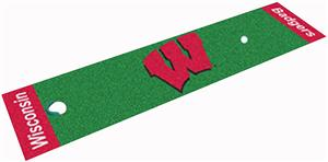 Fan Mats University of Wisconsin Putting Green Mat