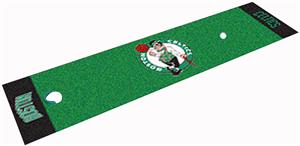 Fan Mats Boston Celtics Putting Green Mat